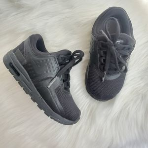 Nike Baby Airmax 90 Essential 8C Black on Black